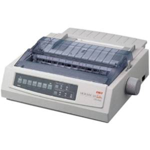 OKI Microline 320 Turbo/D Dot Matrix Monochrome Printer