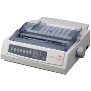 OKI� Microline� 320 Turbo/D Dot Matrix Monochrome Printer