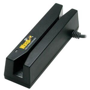 Wasp WMR 1250 - Magnetic card reader (Tracks 1 & 2) - USB