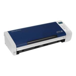 Xerox Duplex Portable Scanner - Document scanner - Contact Image Sensor (CIS) - Duplex - 8.5 in x 118 in - 600 dpi - up to 20 ppm (mono) / up to 20 pp
