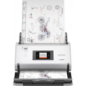 Epson DS-32000 Large Format Sheetfed Scanner - 1200 dpi Optical - 30-bit Color - 24-bit Grayscale - 90 ppm (Mono) - 90 ppm (Color) - Duplex Scanning -