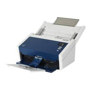 Xerox DocuMate 6440 - Document scanner - CCD - Duplex -  - 600 dpi - up to 60 ppm (mono) / up to 60 ppm (color) - ADF (80 sheets) - up to 9000 scans p