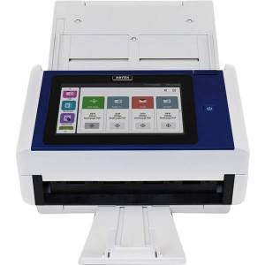 Xerox N60w - Document scanner - Contact Image Sensor (CIS) - Duplex - 9.49 in x 235.98 in - 600 dpi - up to 60 ppm (mono) / up to 60 ppm (color) - ADF