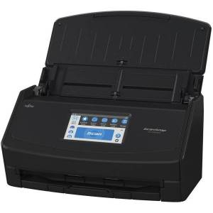 Fujitsu ScanSnap ScanSnap iX1600 Large Format ADF Scanner - 600 dpi Optical - 40 ppm (Mono) - 40 ppm (Color) - PC Free Scanning - Duplex Scanning - US