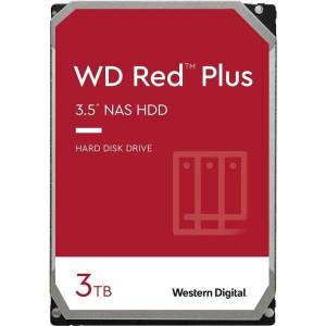 WD Western Digital Red 3TB Internal Hard Drive For NAS, 64MB Cache, SATA/600, WD30EFRX