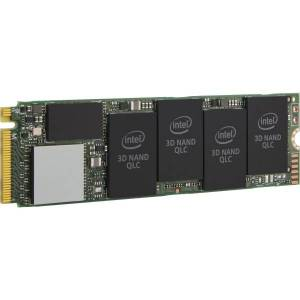Intel 660p 1 TB Solid State Drive - M.2 2280 Internal - PCI Express (PCI Express 3.0 x4) - Tablet Device Supported - 200 TB TBW - 1800 MB/s Maximum Re
