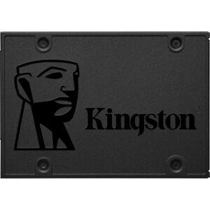 """Kingston A400 120 GB Solid State Drive - 2.5"""" Internal - SATA (SATA/600) - 500 MB/s Maximum Read Transfer Rate - 3 Year Warranty"""