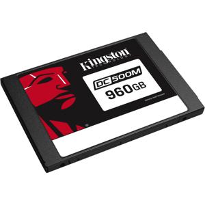 Kingston Enterprise SSD DC500M (Mixed-Use) 960GB - 1.3 DWPD - 2278 TB TBW - 555 MB/s Maximum Read Transfer Rate - 256-bit Encryption Standard - 5 Year