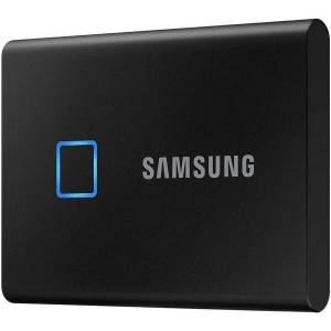 Samsung T7 MU-PC500K/WW 500 GB Portable Solid State Drive - External - PCI Express NVMe - Black - Smartphone, Smart TV, Gaming Console, Tablet PC Devi