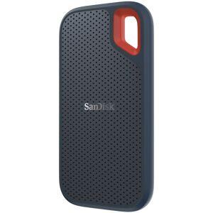 SanDisk� Extreme Portable External Solid State Drive, 250GB, 256MB Cache, SDSSDE60-250G-G25, Black