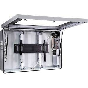 """Peerless-AV Indoor/Outdoor Protective Enclosure with Cooling Fans For 52""""-55"""" Flat Panel Di"""