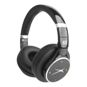 Altec Lansing MZX-007 Bluetooth Headphones, Black