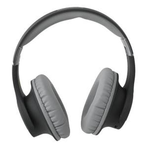 Altec Lansing R3volution X Wireless Headphones, Gray, MZX009