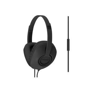 Koss UR23i Headset - Stereo - Mini-phone (3.5mm) - Wired - 34 Ohm - 20 Hz - 20 kHz - Over-the-head - Binaural - Circumaural - 3.94 ft Cable - Black