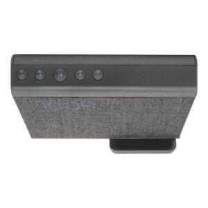 iHome iBTW39 Bluetooth Speaker System - Gunmetal - USB
