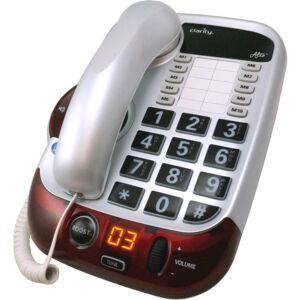 Clarity Alto Standard Phone - 1 x Phone Line - Speakerphone - Hearing Aid Compatible