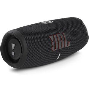 JBL CHARGE 5 Portable Waterproof Speaker With Powerbank, Black