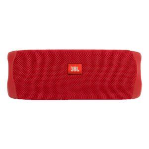 JBL Flip 5 Portable Waterproof Speaker, Red, JBLFLIP5REDAM-Q