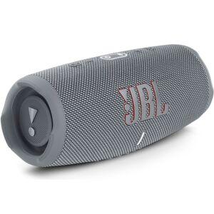 JBL CHARGE 5 Portable Waterproof Speaker With Powerbank, Gray