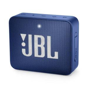 JBL GO 2 Portable Bluetooth Speaker, Blue