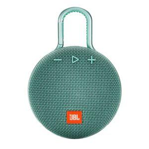 JBL Clip 3 Portable Bluetooth Speaker, Blue, JBLCLIP3BLU