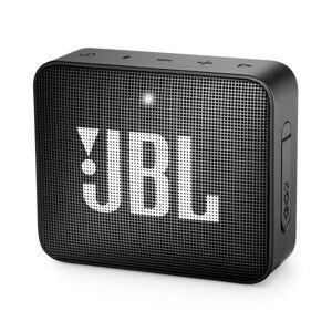 JBL GO 2 Portable Bluetooth Speaker, Black