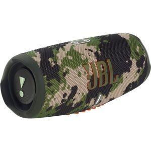 JBL CHARGE 5 Portable Waterproof Speaker With Powerbank, Camouflage