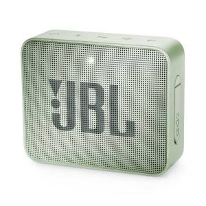 JBL GO 2 Portable Bluetooth Speaker, Mint