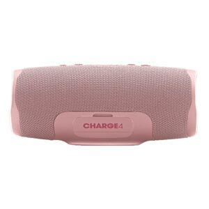 JBL Charge 4 Portable Bluetooth Speaker, Pink, JBLCHARGE4PINKAM