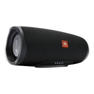 JBL Charge 4 Portable Bluetooth Speaker, Black, JBLCHARGE4BLKAM