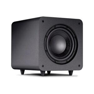 Polk Audio PSW111 300W Compact Powered Subwoofer, Black