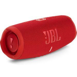 JBL CHARGE 5 Portable Waterproof Speaker With Powerbank, Red