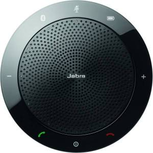 Jabra Speak 510 For PC - USB - Headphone - Microphone - Desktop - Black