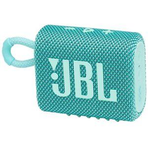 JBL GO 3 Portable Waterproof Speaker, Teal