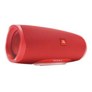 JBL Charge 4 Portable Bluetooth Speaker, Red, JBLCHARGE4REDAM