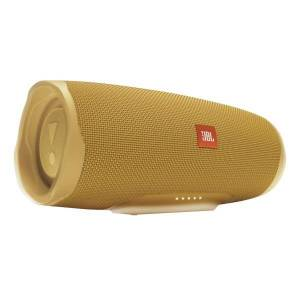 JBL Charge 4 Portable Bluetooth Speaker, Yellow, JBLCHARGE4YEL