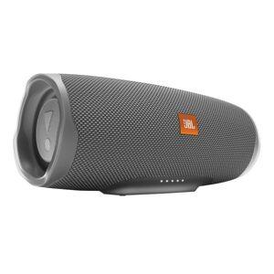 JBL Charge 4 Portable Bluetooth Speaker, Gray, JBLCHARGE4GRYAM