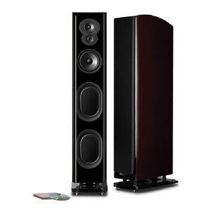 Polk Audio LSiM707 The Ultimate Floor-Standing Speaker, Dark Mahogany, LSIM707DM