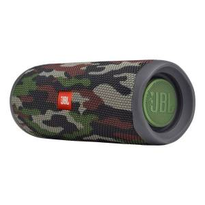 JBL Flip 5 Portable Waterproof Speaker, Squad, JBLFLIP5SQUADAM-Q