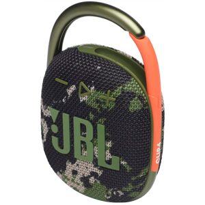 JBL CLIP 4 Ultra-Portable Waterproof Speaker, Camouflage