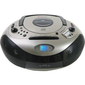 Califone Spirit SD CD/Cassette Stereo Boombox 4Way Speak Via Ergoguys