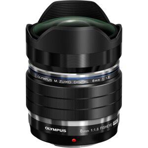 Olympus M.Zuiko - 8 mm - f/1.8 - Fisheye Lens for Micro Four Thirds