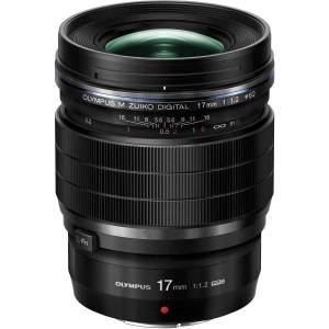 Olympus M.ZUIKO DIGITAL - 17 mm - f/1.2 - Fixed Focal Length Lens for Micro Four Thirds - Designed for Digital Camera - 62 mm Attachment - 0.15x Magni