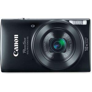 "Canon PowerShot 190 IS 20 Megapixel Compact Camera - Black - 1/2.3"" Sensor - Autofocus - 2.7""LCD - 10x Optical Zoom - 4x Digital Zoom - Optical (IS) -"