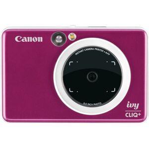 Canon IVY CLIQ+ Instant Digital Camera - Ruby Red - Autofocus