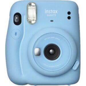 Fujifilm instax mini 11 instant Film Camera - Instant Film - Sky Blue