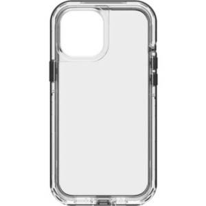 LifeProof NXT Case For iPhone 12 Pro Max - For Apple iPhone 12 Pro Max Smartphone - Black, Clear - Drop Proof, Dirt Proof, Snow Proof, Drop Resistant