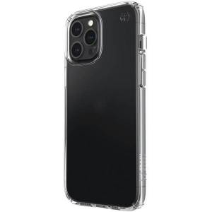Speck Presidio Perfect-Clear Case For iPhone 12 Pro Max, Clear, 138502-5085