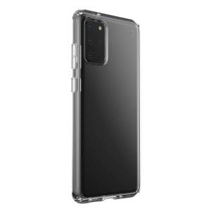 Speck Presidio Perfect-Clear Case For Samsung Galaxy S20+, Clear, 136371-5085