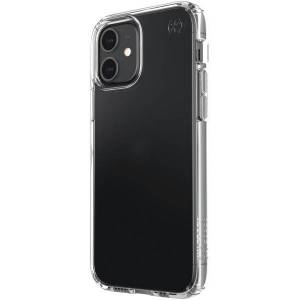 Speck Presidio Perfect-Clear Case For iPhone 12/12 Pro, Clear, 138489-5085
